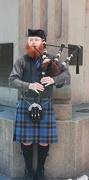 12th Nov 2018 - Scottish bagpipes and kilts