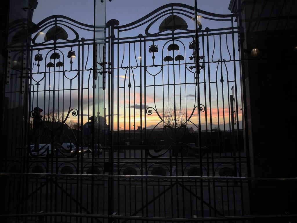 Through the Station Gates by oldjosh