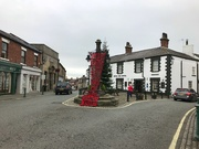 14th Nov 2018 - Garstang Remembrance tribute.