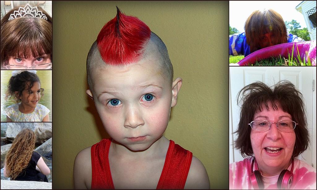My Favorite Hair Pics by homeschoolmom