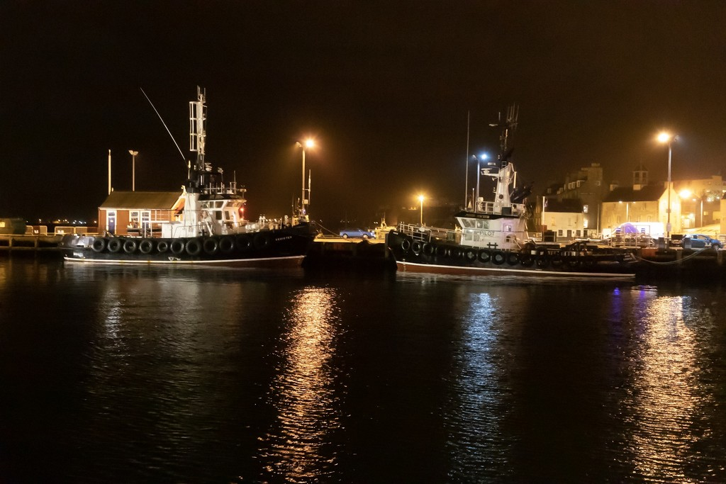 Pilot Boats by lifeat60degrees