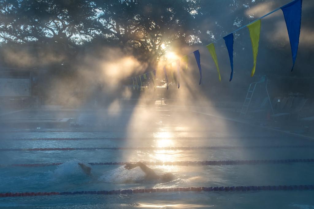 Warm Water, Cold Air  by eveinatx