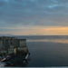Castel Dell'Ovo at sunset