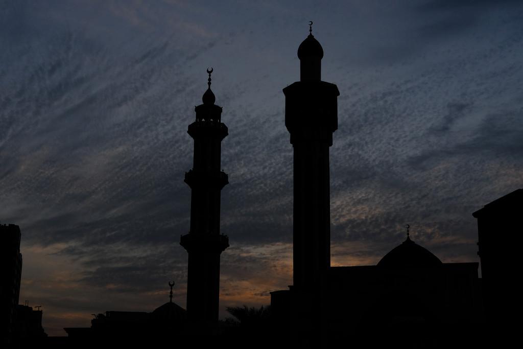 Abdul Al Khaliq Khouri Mosque & Mosque of the Great Prophet, Abu Dhabi by stefanotrezzi