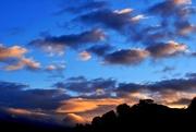 16th Nov 2018 - dawn clouds