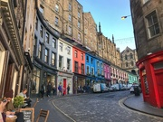 16th Nov 2018 - Victoria Street, Edinburgh.
