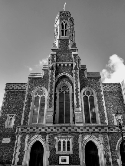 Holy Trinity Church by 4rky