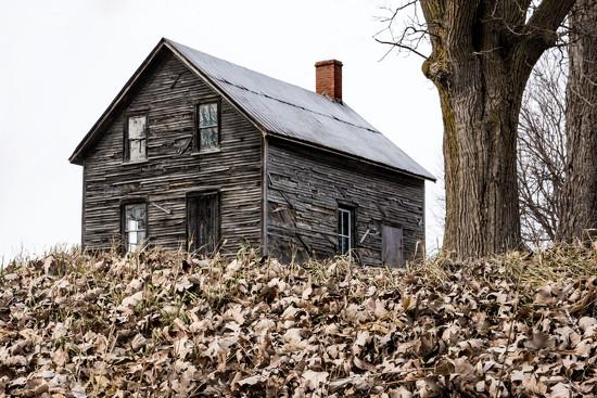 Little House on the Prairie by farmreporter