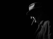 16th Nov 2018 - Film noir night