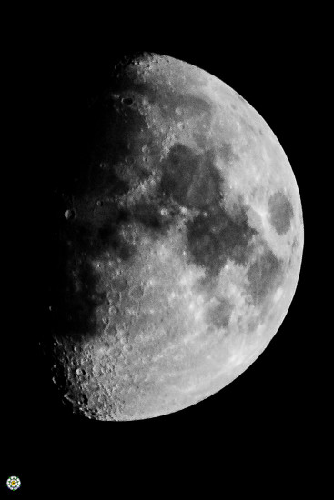 Half Moon by lumpiniman