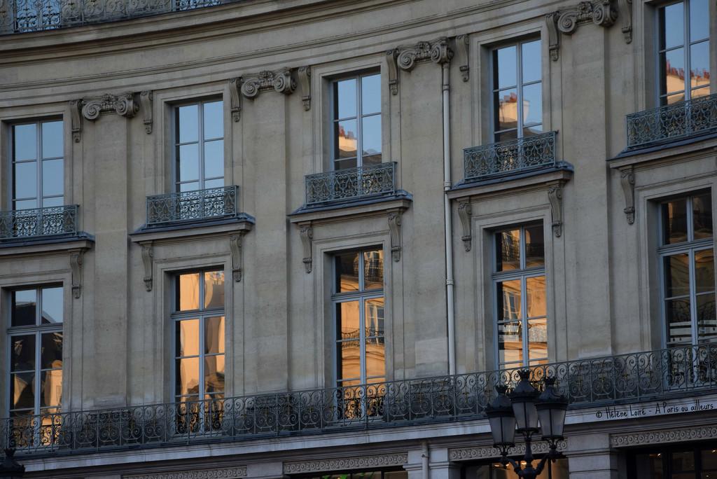 reflection by parisouailleurs