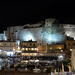 Castel dell'Ovo at night