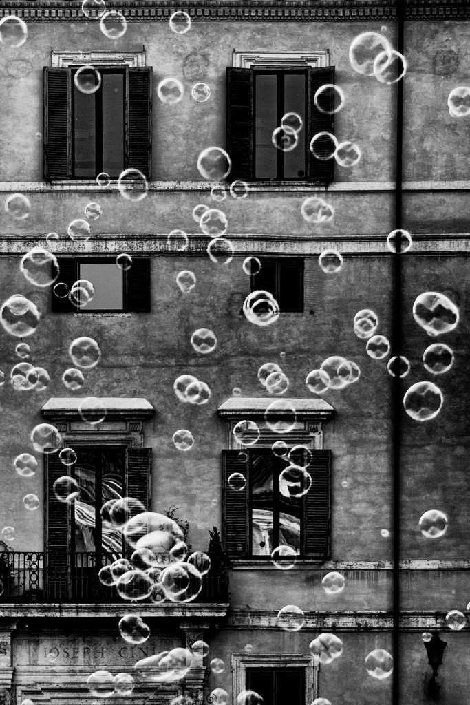 Bubbled by domenicododaro