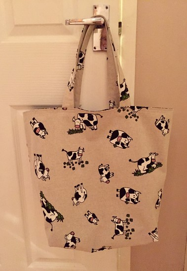 Cow Bag by gillian1912