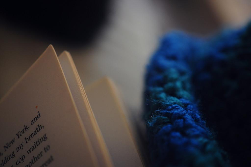Reading by naomi