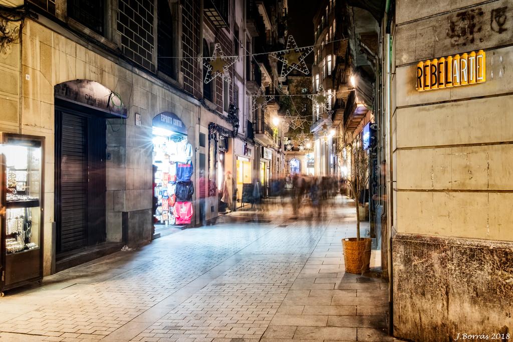 City Nights by jborrases