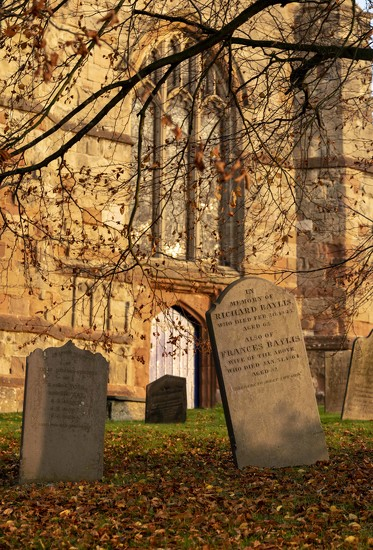 Lopsided gravestones by shepherdmanswife