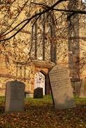 18th Nov 2018 - Lopsided gravestones
