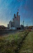 18th Nov 2018 - grain mill