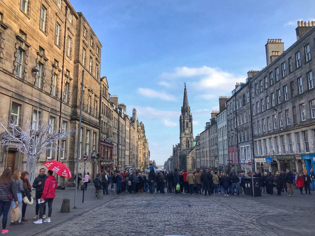 The Royal Mile by happypat