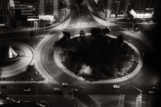 From the living room, Abu Dhabi by stefanotrezzi