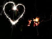 20th Nov 2018 - Heart sparkle