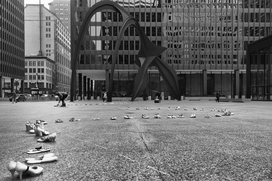 World Day of Remembrance in Chicago by taffy