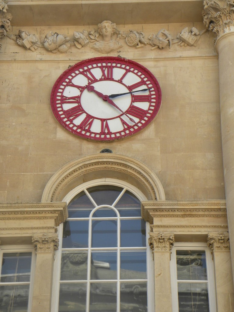 Bristol Time - Corn Exchange by oldjosh