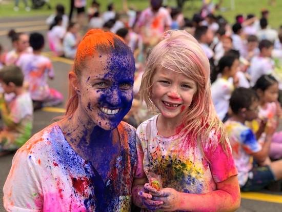 Colour Fun Run by kjarn