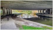 22nd Nov 2018 - Under the bridge!