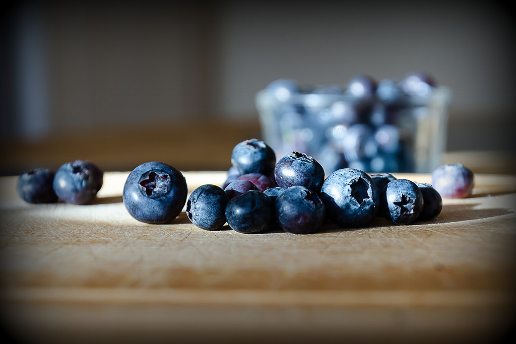 Blueberries by salza