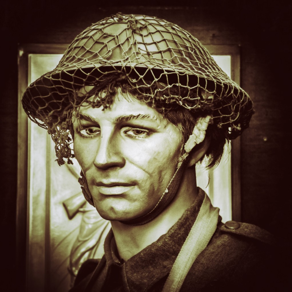 Soldier by swillinbillyflynn