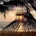 Libreville sunset