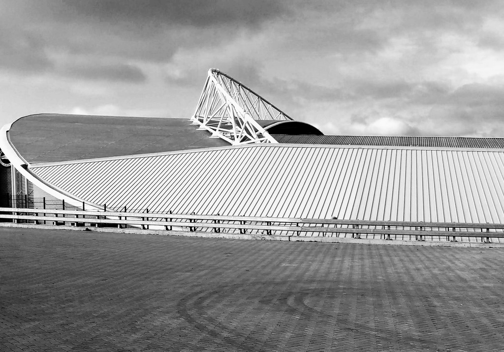 The Amex by 4rky