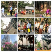 22nd Nov 2018 - Busy streets in Mumbai
