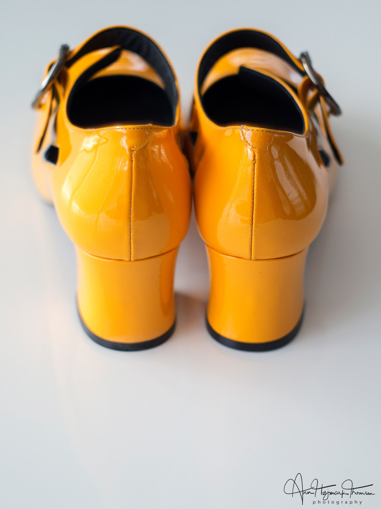 Black  Friday = Sunshine Shoes by atchoo