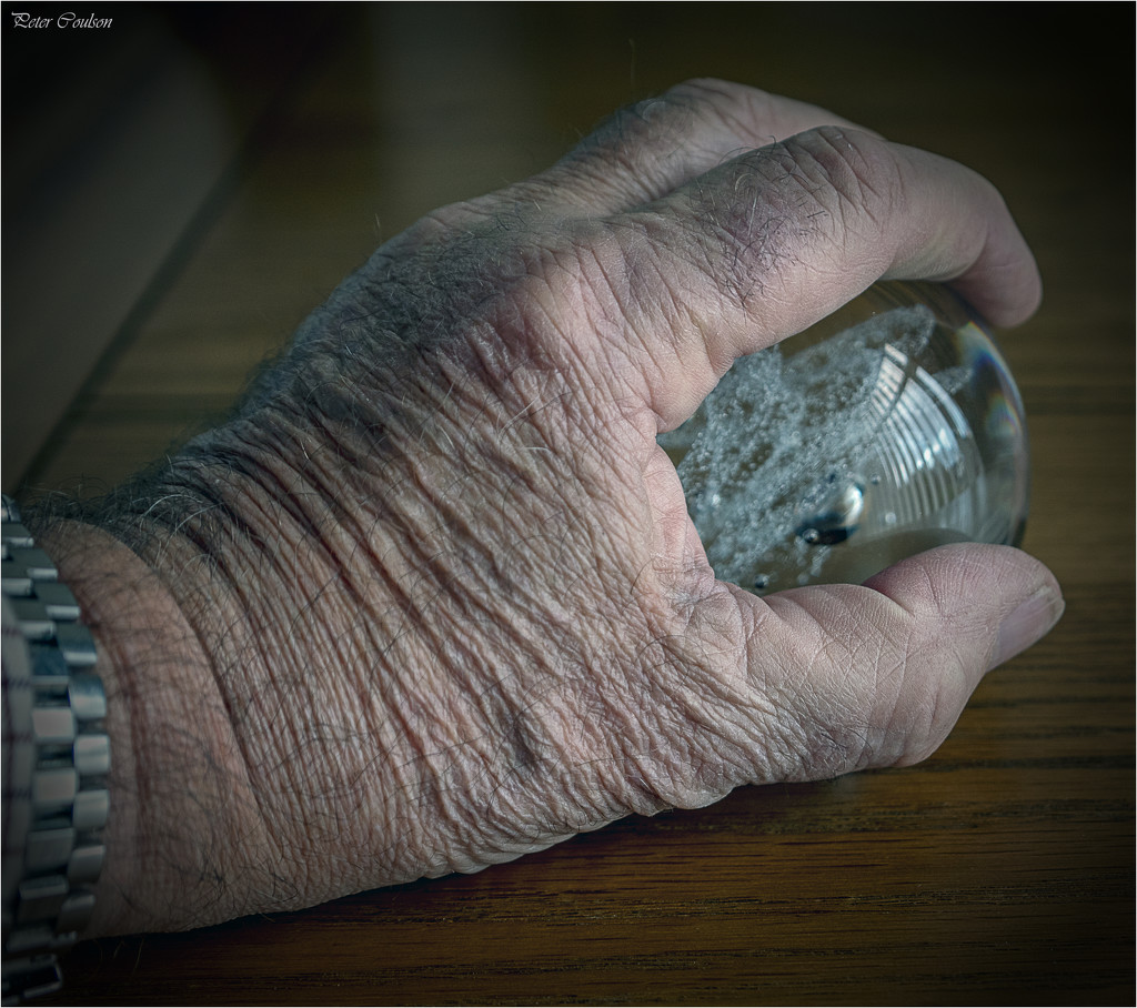 Old Hand by pcoulson