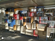 28th Nov 2018 - Outdoor Library