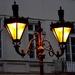 The first evening lamplight by kork