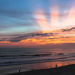 Sunrise at Daytona Beach by mittens