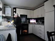 1st Dec 2018 - Sue in her Kitchen