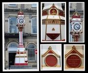 30th Nov 2018 - Clock Douglas Isle of Man