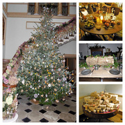1st Dec 2018 -  Christmas at Berrington Hall