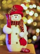 2nd Dec 2018 - My little snowman