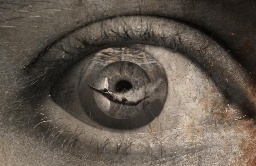 Swimmer's Eye by not_left_handed