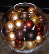 4th Dec 2018 -  Bowl of Baubles