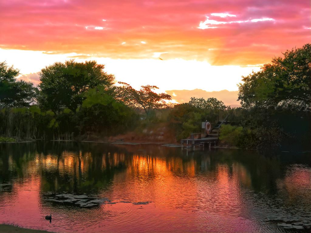 Sunset by ludwigsdiana