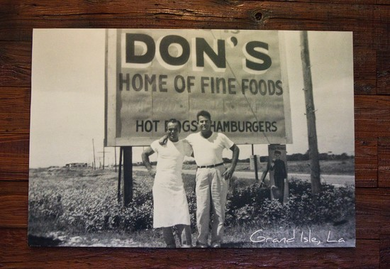 Don's, Home of Fine Foods:  Hotdogs and Hamburgers by eudora