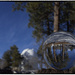 Astrograph dome, Lowell Observatory by joysabin