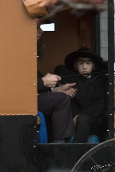 Going to Church Amish Style by skipt07